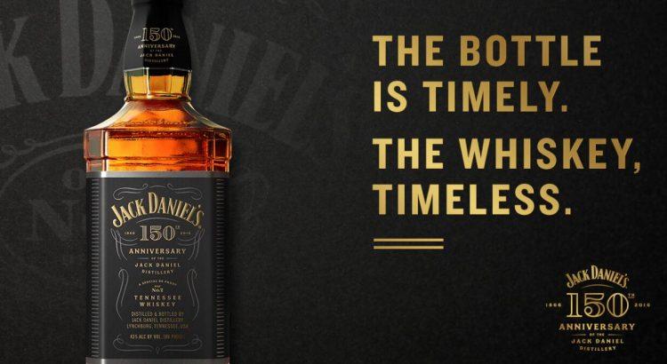 Jack Daniel S Celebrates 150th Anniversary In 2016