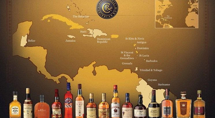 Caribbean Rum: The Twelve Styles Of Caribbean Rum