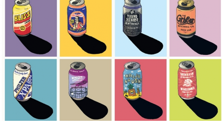 Top 20 Beer Tinnies as Tasted by the Sydney Morning Herald